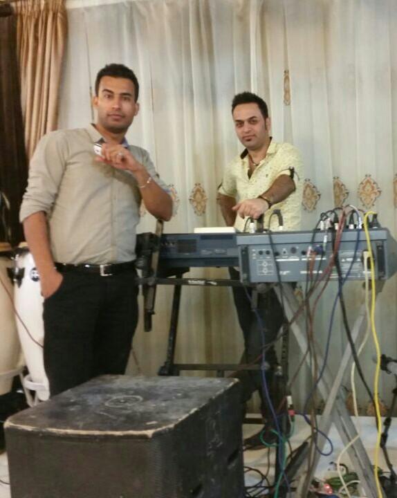 حامد سالاری – اجرای زنده جدید رود خانه