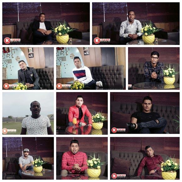 تبریک سال نو از هنرمندان استان هرمزگان به مردم خون گرم هرمزگانی