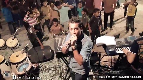 حامد سالاری – کلیپ جشن عروسی