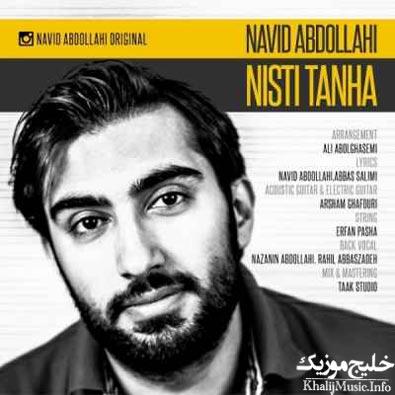 نوید عبداللهی – نیستی تنها