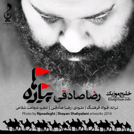 رضا صادقی – پیاده ها