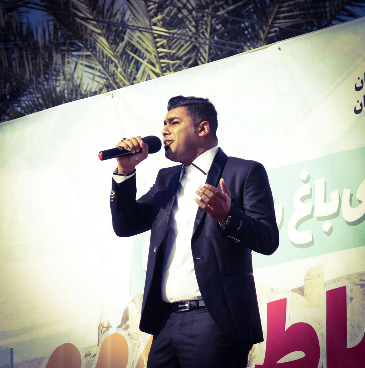 مسعود رادیان آهنگ جدید و بسیار زیبا و شنیدنی بصورت حفله