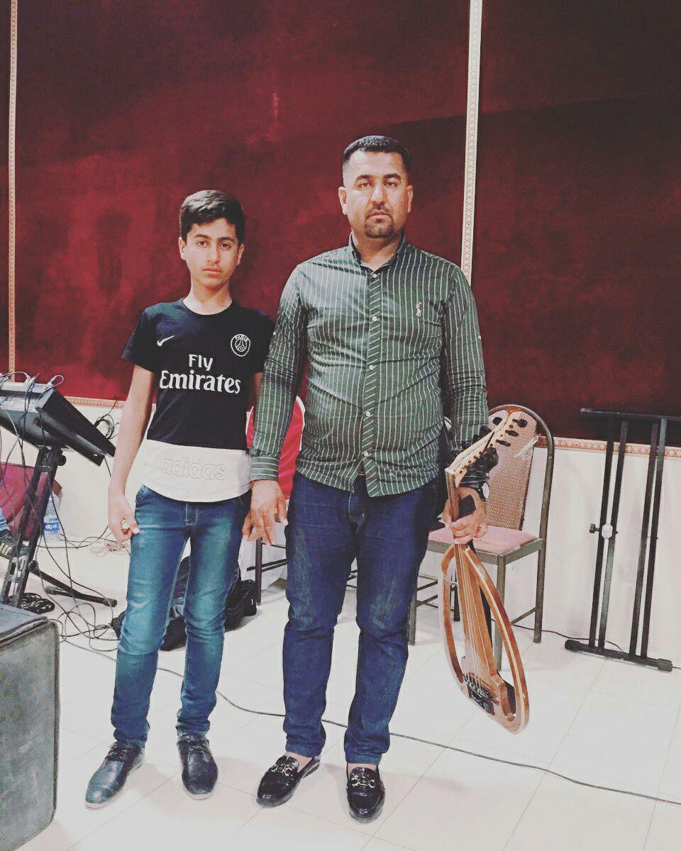 اسلام رحیمی آهنگ جدید اجرای زنده بندری و بسیار زیبا و شنیدنی بصورت حفله